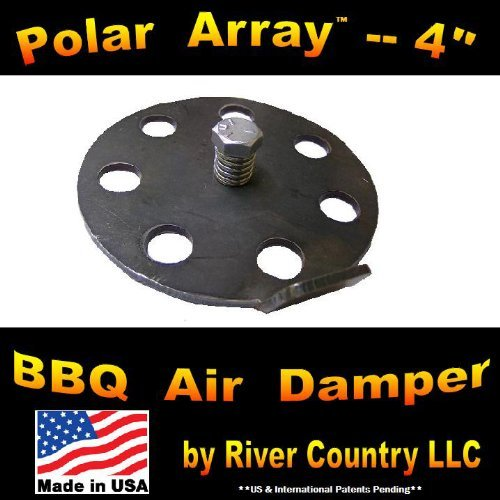 Polar Array Smoker Venting Damper product image