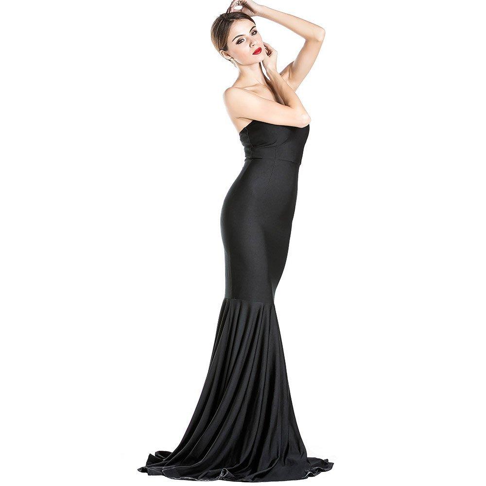 Missord Women s Bustier Evening Dress  Amazon.co.uk  Clothing 8e60a643f61c