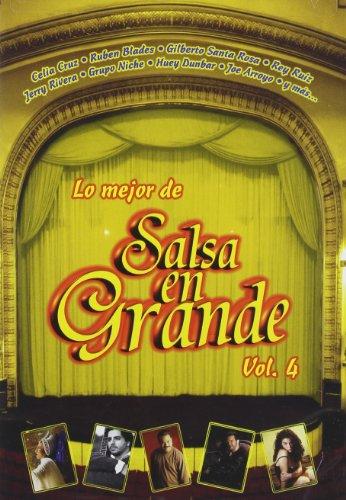 Salsa en Grande Vol. 4 (Salsa Concerts compare prices)