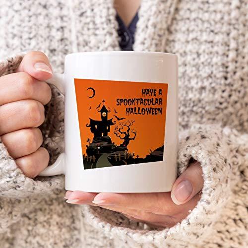 Spooktacular Halloween Mug Spooktacular Halloween Gift Spooktacular Halloween Coffee Mug Spooktacular Halloween Gift Ideas ()