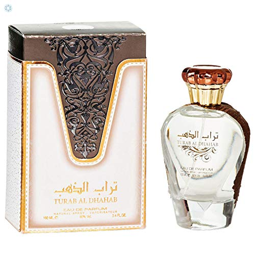 Turab Al Dhahab 100ml by House Of Niche Fragrance is a unique Combination of Musk, Ginger, Coconut and Jasmine