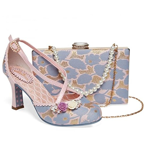 Lilac Handbag Evangeline Womens Browns Joe Joe Womens Handbag Browns Joe Lilac Browns Evangeline BwdEqz77