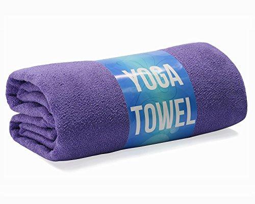 Yes4All Yoga Starter Kit – Include: 2 Yoga Blocks, Yoga Strap, Yoga Towel & Exercise Yoga Mat (NBR or PVC Material)