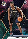 2019-20 Panini MOSAIC Basketball Cello Multi-Pack - 15 Total Cards - Exclusive PINK CAMO PRIZMs - Find Zion Williamson and Ja Morant Valuable Rookie Cards