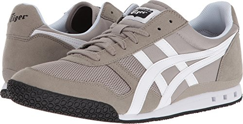 Onitsuka Tiger Asics Unisex Ultimate 81 Moonrock/White 11.5 M US Asics Mens Ultimate Tiger