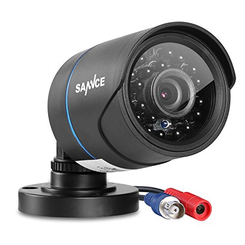 (SANNCE HD-TVI Security Camera 720P 1.0MP Hi-Resolution Bullet Camera with 1/4