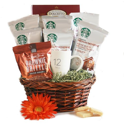 Starbucks Coffee Starbucks Gift Basket
