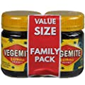 Vegemite Value Pack 2 x 220 gram Jar