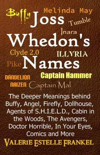 Joss Whedon's Names: The Deeper Meanings behind Them