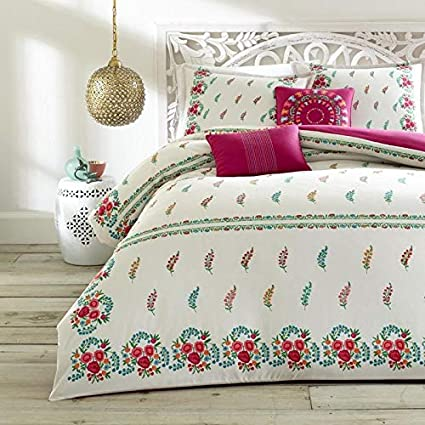 amazon com hnu 5 piece eclectic bohemian style nautical comforter rh amazon com