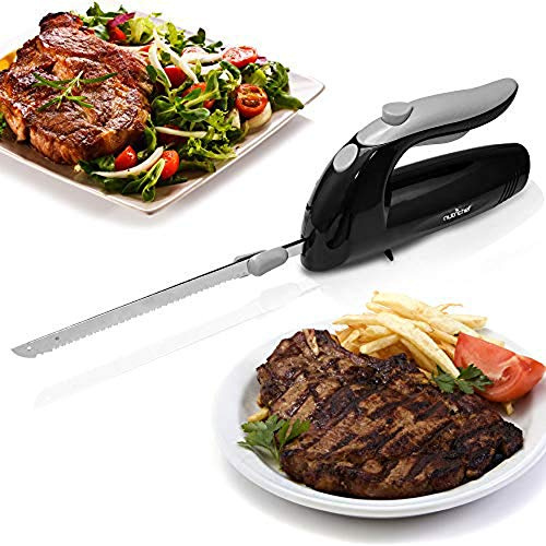 Upgraded Premium NutriChef Electric Knife