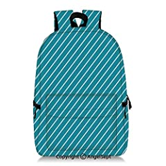 Classic Backpack for Students Designed in classic and fashion style, good school backpacks bring you a fresh and energetic look. Multi colors available offer more options for boys and girls to choose. It is also perfect to be a carry-on bag w...