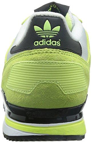 adidas Zx 700 - - Hombre Lima / Blanco / Negro
