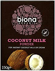 Biona Organic Coconut Milk Powder, 150g