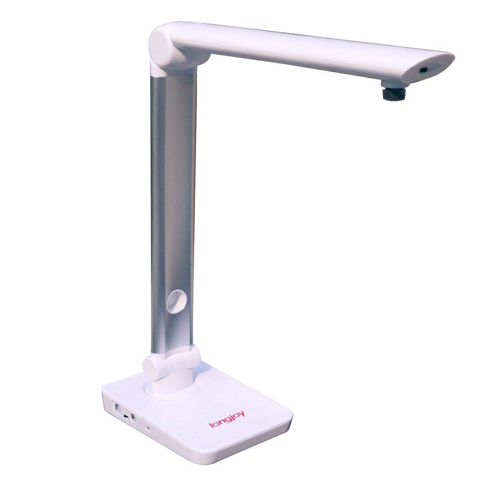 Longjoy Digital Portable Overhead USB Document Camera LV-1 series LV-1020 by Longjoy