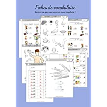 Fiches de Vocabulaire Arabe (French Edition)