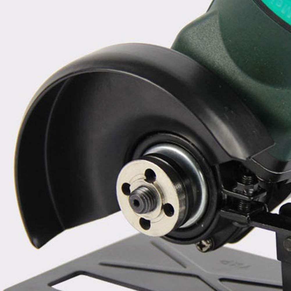 Smerigliatrice angolare protezione aspirazione polvere protezione smerigliatrice angolare Dedicated Cutting Stent protezione per smerigliatrice angolare elettrica.
