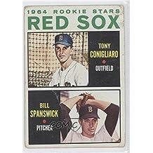 Tony Conigliaro; Bill Spanswick (Baseball Card) 1964 Topps - [Base] #287