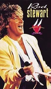 Rod Stewart - Vagabond Heart Tour [VHS]