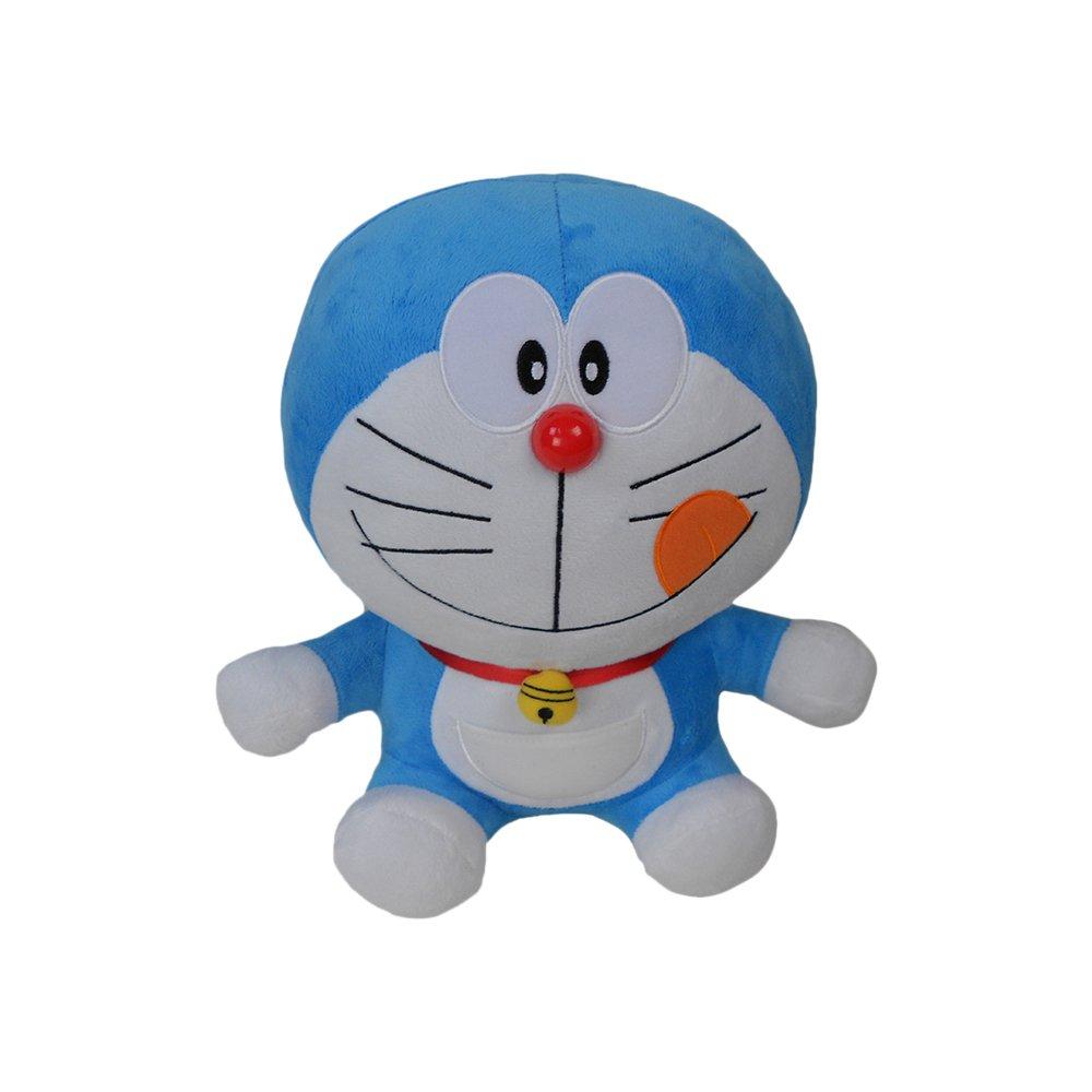"""Centro comercial profesional integrado en línea. Great Eastern Doraemon - 10"""" Delicious Tongue Tongue Tongue Face Doraemon Plush, Small  lo último"""