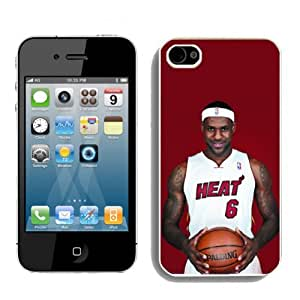 James Iphone 4 Or Iphone 4S Case Newest For NBA James Fans By zeroCase