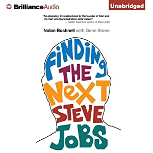 Finding the Next Steve Jobs Hörbuch