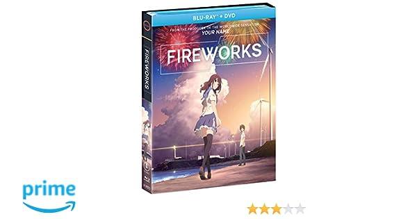 Amazon Fireworks Bluray DVD Combo Blu Ray Suzu Hirose Masaki Suda Mamoru Miyano Akiyuki Shimbo Movies TV