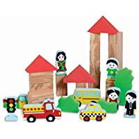 Edushape My Soft World Block Set- Ciudad