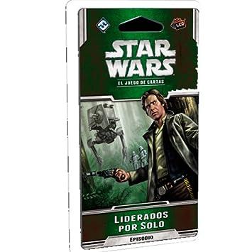 Star Wars Liderados por Solo, juego de cartas (Edge ...