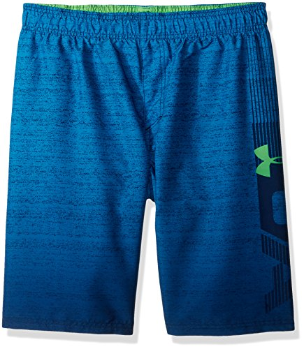 Under Armour Dipper Volley Little Boys' Swim Shorts, Academy, -