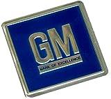 1969 1970 1971 1972 1973 1974 1975 1976 1977 1978 1979 GM Oldsmobile Drivers Side Embossed Metal Door Jamb Adhesive Decal Sticker ALL MODELS
