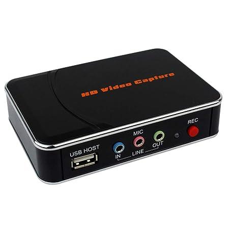 Acai HDMI Video Capture-HD Tarjeta de Captura de Juegos: la ...