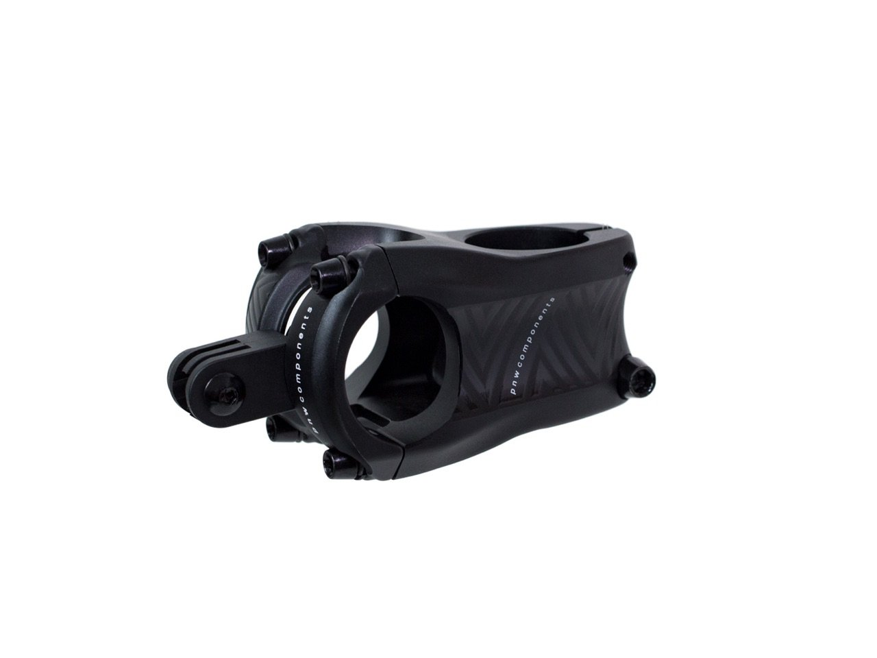 PNW Components The Range STEM with GOPRO OR Garmin Mount
