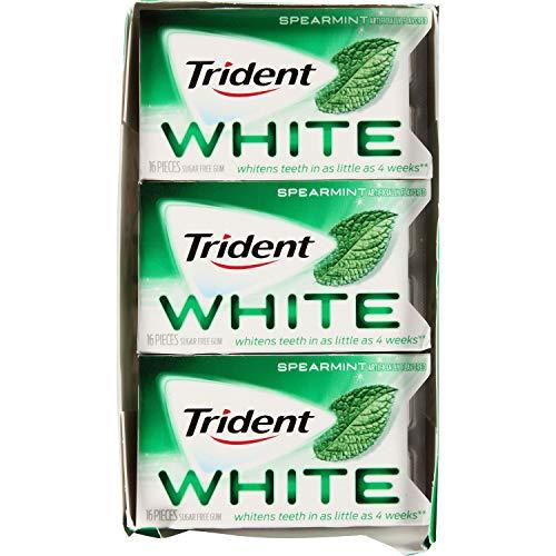 Buy trident white spearmint gum