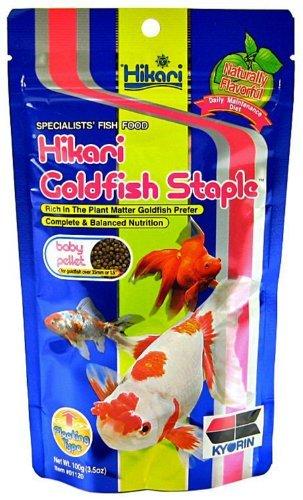 Hikari Staple Baby Pellet Fish Food 3.5oz