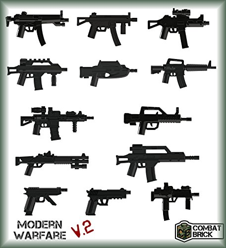 Mp7 Submachine Gun - 9