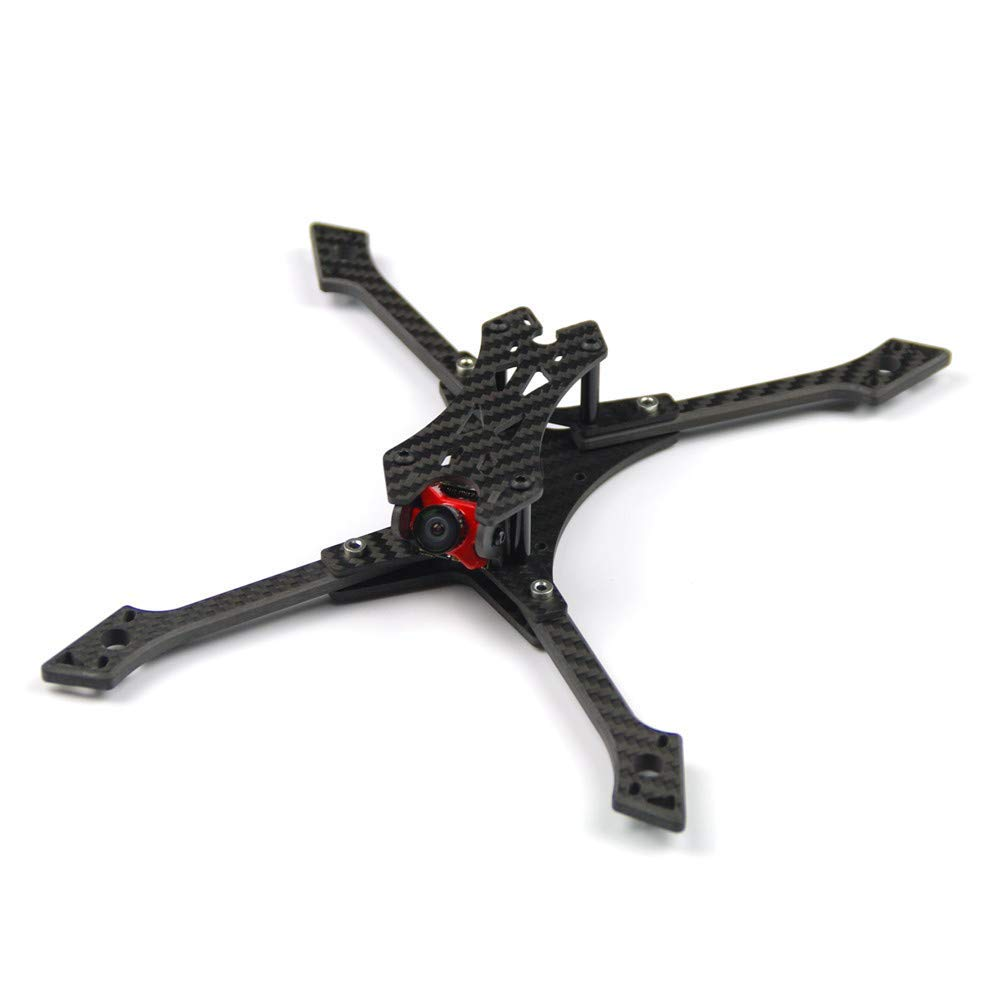 UTEC LIMITED Falcon-220mm 5mm Arm Thickness 5 Inch Carbon Fiber Frame Kit Accessories for Union RC Drone FPV Racing Drone by UTEC LIMITED