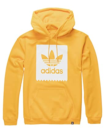 2d80bb014c21b adidas Solid BB Gold Hoodie at Amazon Men s Clothing store