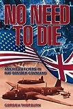 No Need to Die, Gordon Thorburn, 0857331353