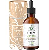 Cheap Enlightenmint™ – Hemp Oil for Pain Relief, Relaxation, Better Sleep, Premium Holistic Herbal Drops, Rich in Essential Fatty Acids, Omega 3, 6, 9 – All Natural – Pure Extract, Vegan