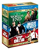 The Three Flavours Cornetto Trilogy - [The World's End / Hot Fuzz / Shaun of the Dead] [Blu-ray] [Import]