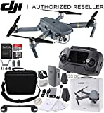 DJI Mavic Pro Collapsible Quadcopter Starters Backpack Bundle
