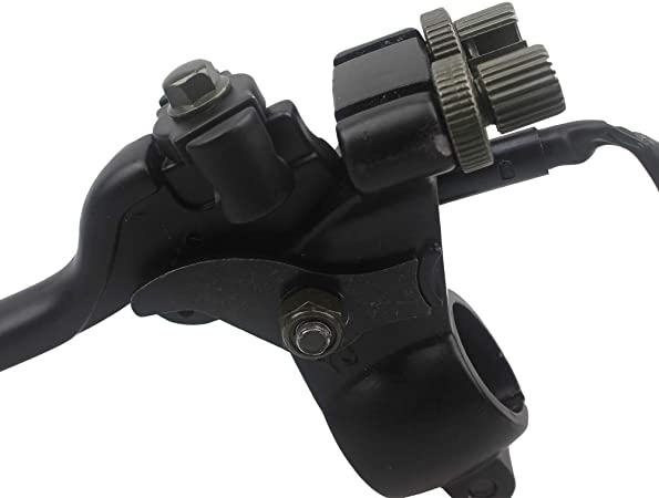 KESOTO 22mm//7//8 Speed Control Thumb Throttle Hand Grip For Scooter Ebike Electric Bicycles