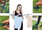 Large Stroller Hooks for Mommy, 2 pcs Carabiner