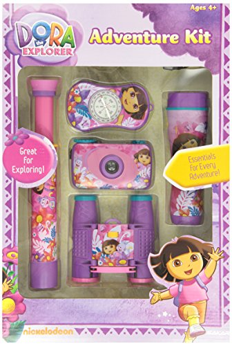 Dora Adventure Set - Nickelodeon's Dora The Explorer Outdoors Adventure Kit