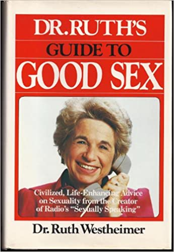 Image result for ruth westheimer sex book