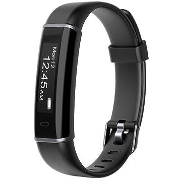 Willful Podometre Montre Connectée Bracelet Connecté Smartwatch Femme Homme Enfant Etanche IP67 Fitness Tracker d