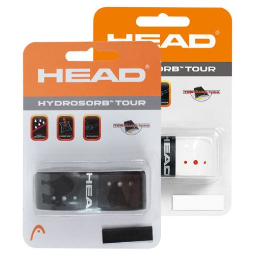 Head HydroSorb Tour Replacement Black product image