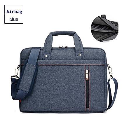Bolsa para ordenador portátil 17.3 17 15.6 15 13 pulgadas resistente a los golpes airbag impermeable