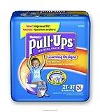 Huggies Pull-Ups - Training Pants, Huggies Pullup Trnpnt 2T-3T, (1 CASE, 104 EACH) by Kimberly Clark
